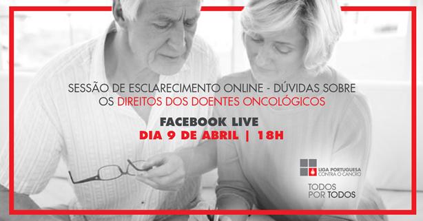 Liga Portuguesa Contra o Cancro realiza sessão de esclarecimentos online