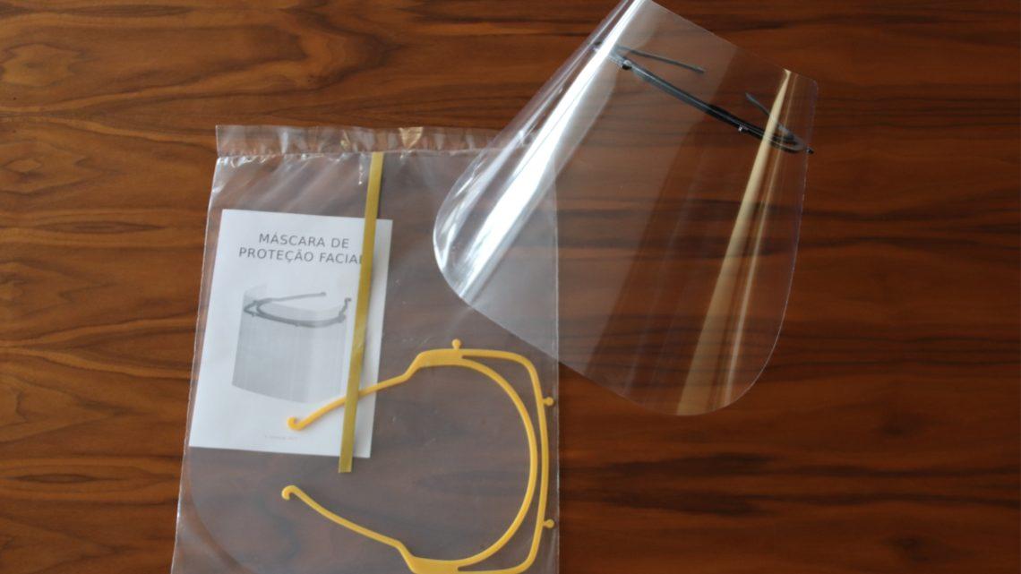 Proença-a-Nova   Ambienti D'Interni oferece viseiras de proteção facial