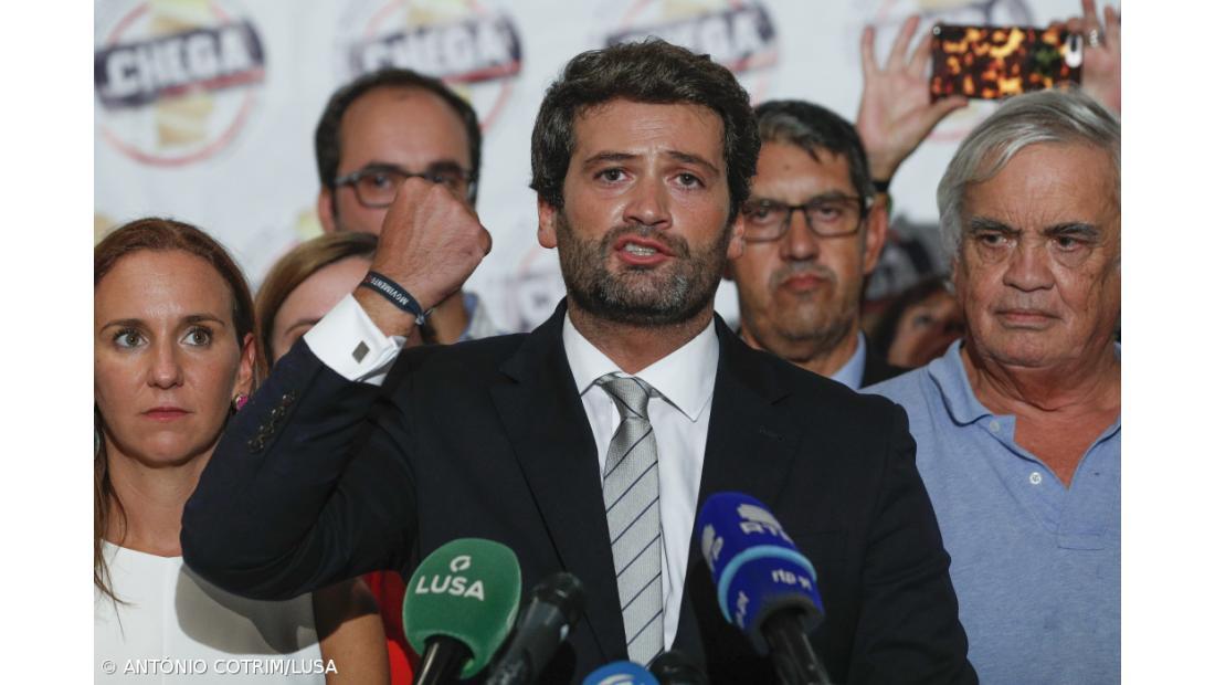 """Ventura """"farto"""" dos que """"boicotam"""" direção do Chega será novamente candidato"""