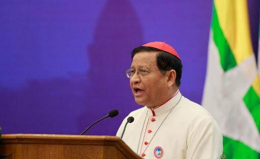 Cardeal birmanês ataca o Partido Comunista Chinês