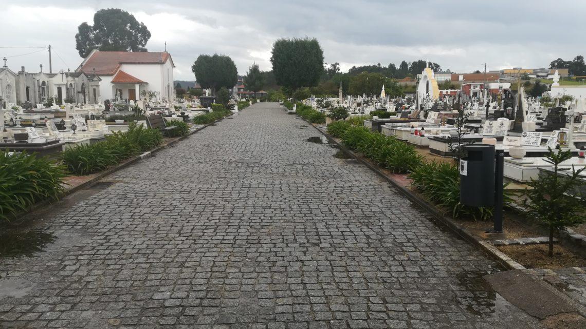 Cemitérios de Anadia abrem a 4 de Maio