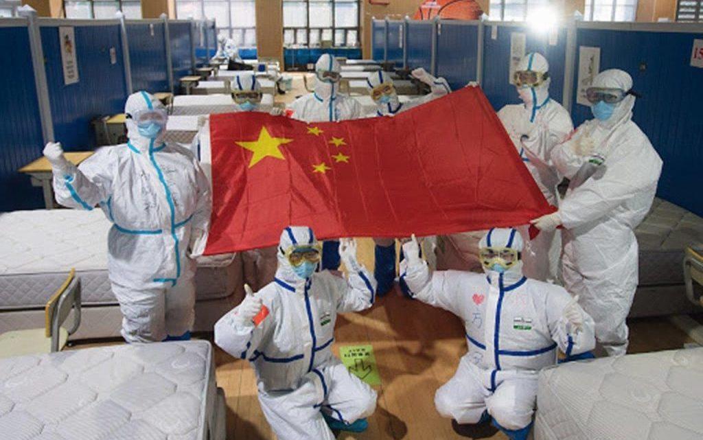 Globalização do vírus da China comunista