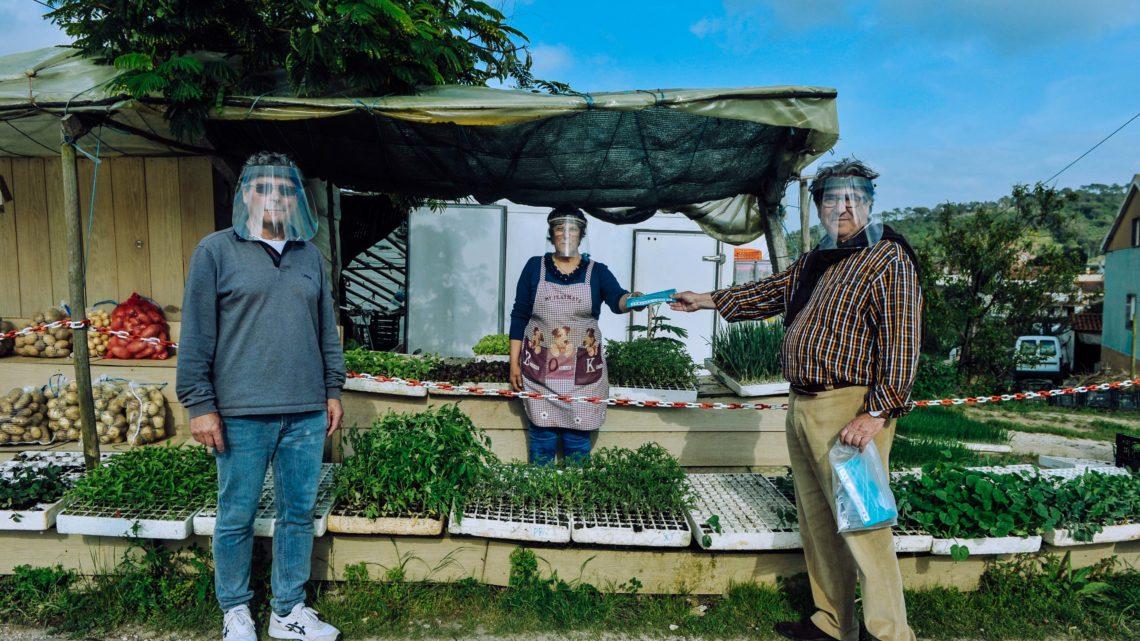 Caldas da Rainha | Câmara e Juntas entregam mais de 100 mil máscaras à população