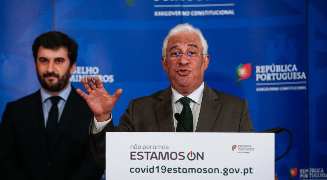 """António Costa: """"Não vamos poder esperar o dia da vacina"""", mas qualquer levantamento de restrições será """"gradual e progressivo"""""""