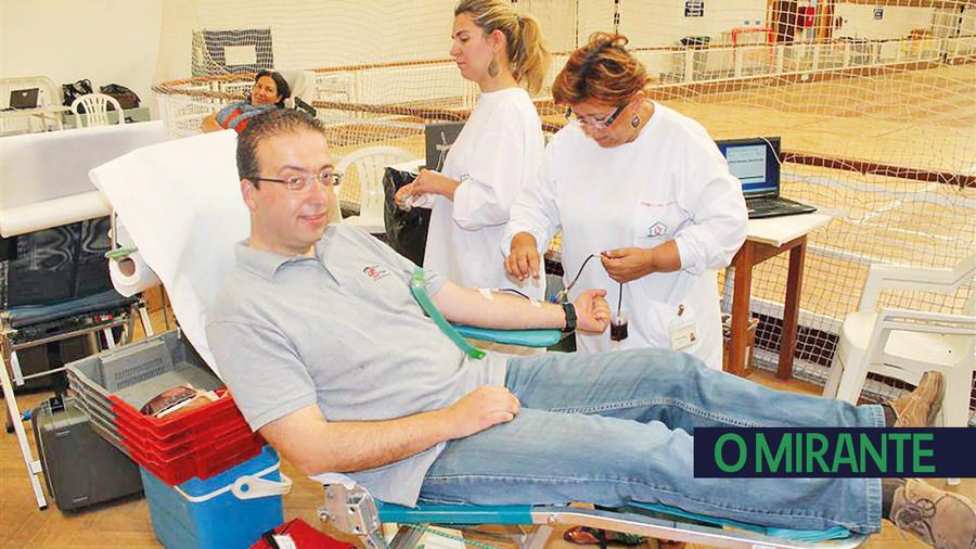 Receio dos dadores leva a quebras nas reservas de sangue