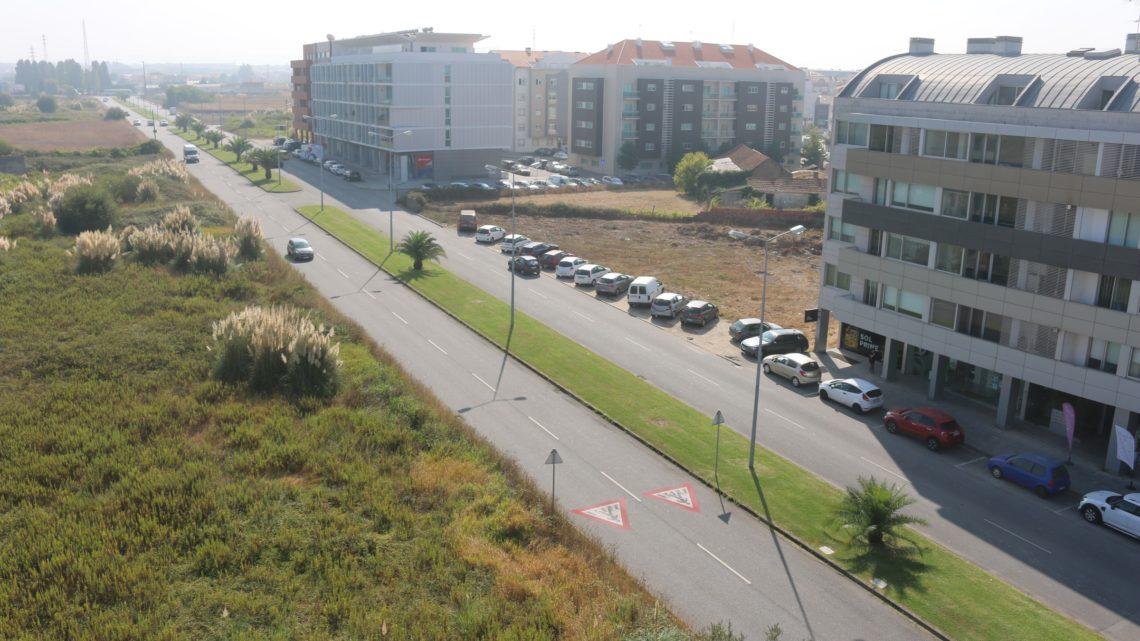 Aveiro | ARRANCA CONSTRUÇÃO DE NOVA ROTUNDA NA ALAMEDA SILVA ROCHA