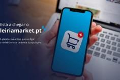Plataforma 'Leiria Market' quer digitalizar economia de Leiria