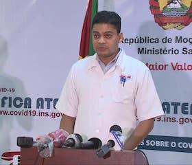 """Médicos em Moçambique preparados para """"guerra"""" ao covid-19 mas pedem revisão do subsídio de risco"""