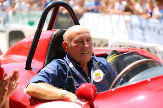 Morreu 'Sir' Stirling Moss, lenda da Fórmula 1