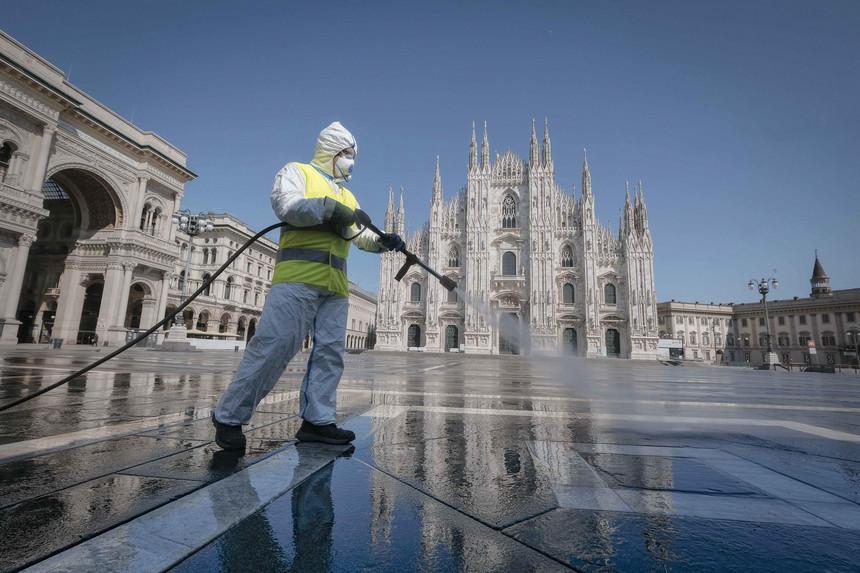 Confinamento em Itália vai durar pelo menos até 2 de Maio