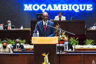 Moçambique   Nyusi reforça dinheiro na Defesa e Segurança e para pagamento da dívida ilegal da EMATUM