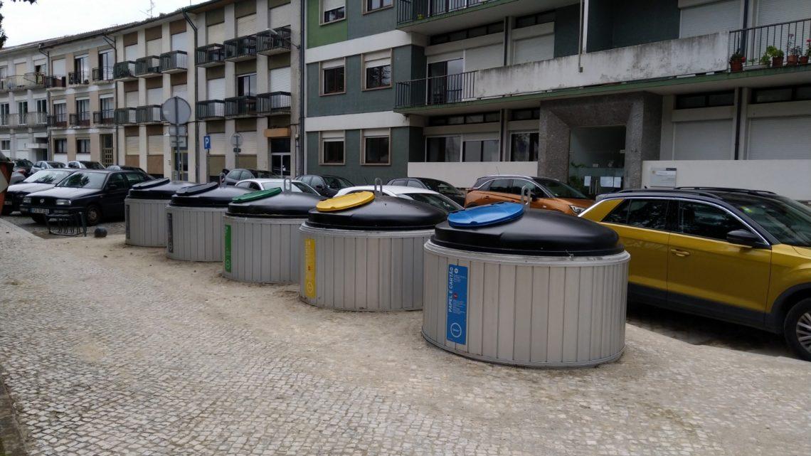 Câmara investe na instalação de novos equipamentos de recolha de resíduos semienterrados