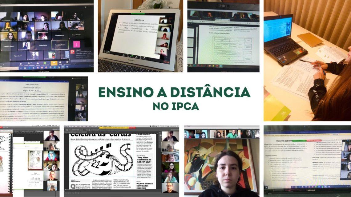 Barcelos I PCA na era da Covid-19: Balanço das aulas a distância é positivo