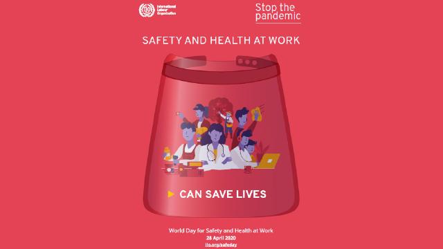 GÓIS | O dia 28 de abril, Dia Mundial da Segurança e Saúde no Trabalho é assinalado anualmente pela Organização Internacional do Trabalho (OIT).