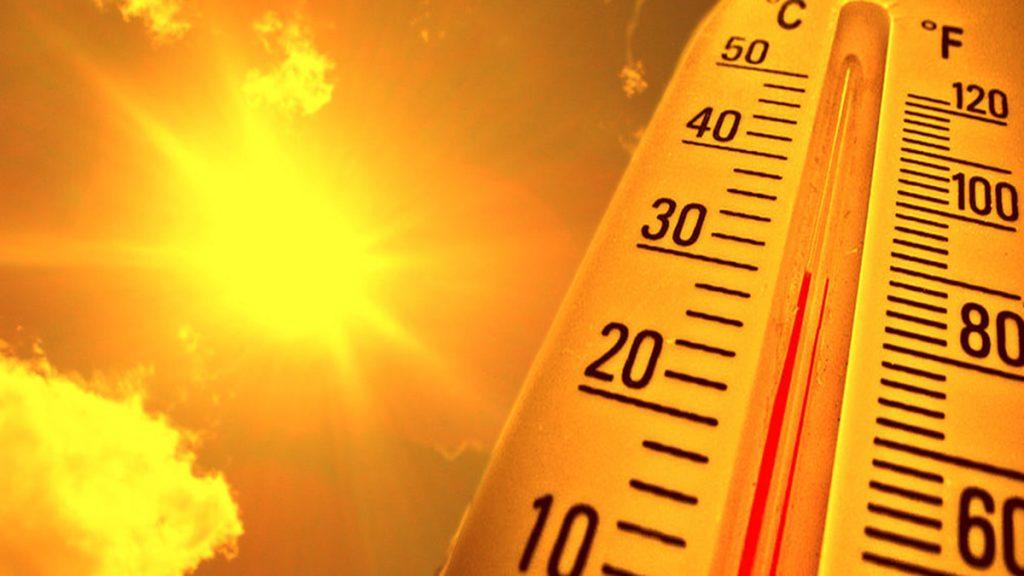 DGS recomenda medidas de proteção devido às temperaturas elevadas nos próximos dias