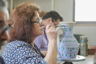 """Reguengos de Monsaraz vai participar no evento europeu Bom Dia Cerâmica com o filme """"Oleiro por um dia"""""""