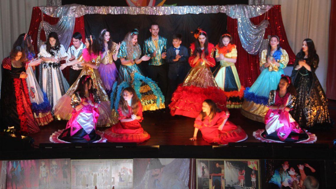 Proença-a-Nova   Aulas de expressão dramática para a Companhia de Teatro de Montes da Senhora