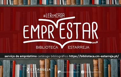 """Estarreja   Biblioteca Municipal volta a """"EmprESTAR"""""""