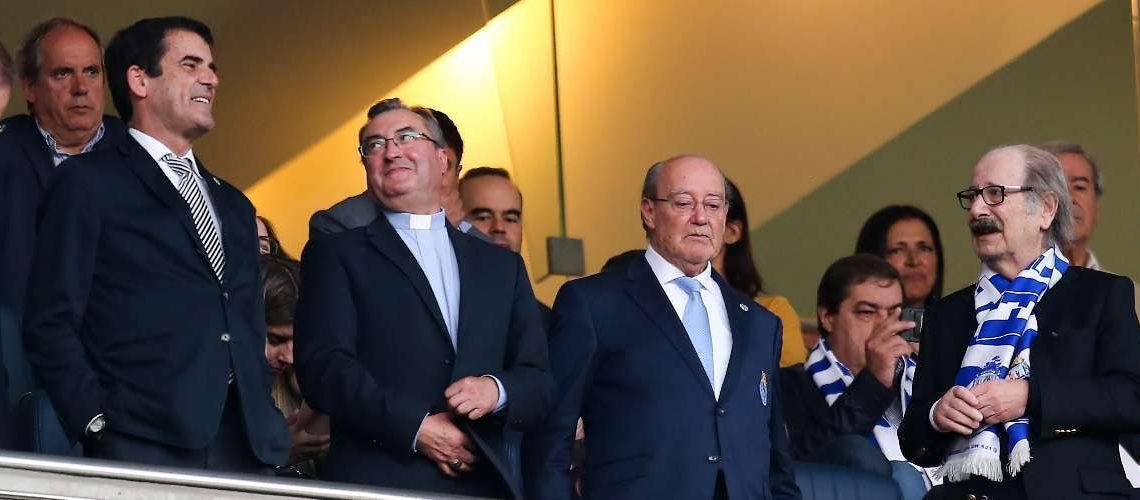 """""""Se Rui Moreira fosse candidato, eu não avançava"""", revela Pinto da Costa"""