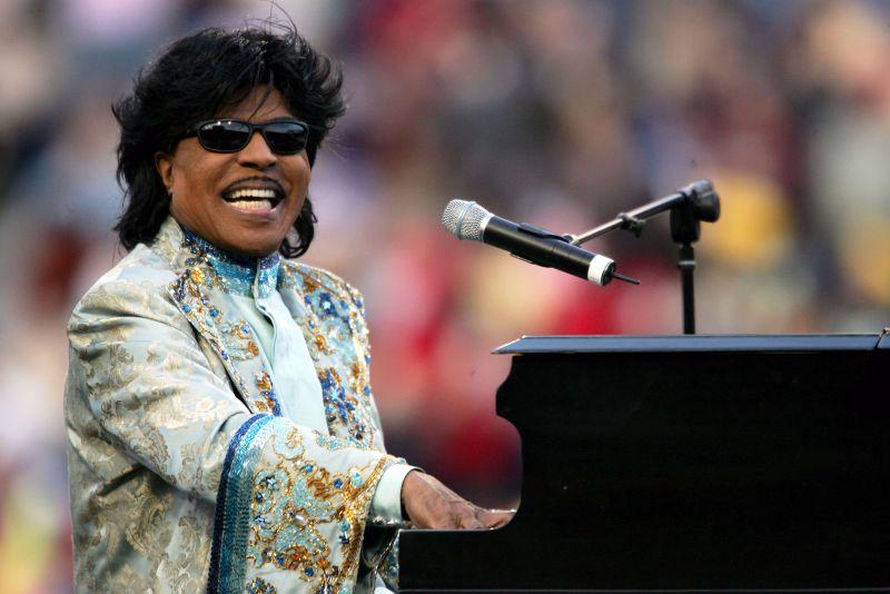 Morreu Little Richard, estrela de Rock-and-Roll que influenciou várias gerações
