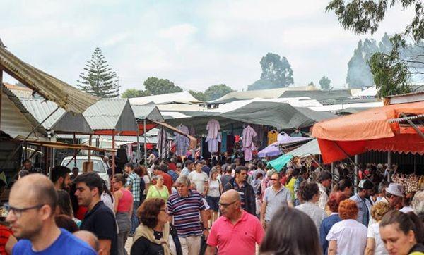 Caldas da Rainha   Reabertura do Mercado de Santana e Mercado Semanal