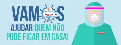 """Grupo de makers de Tábua voluntariou-se para """"Ajudar quem não pode ficar em Casa!"""""""