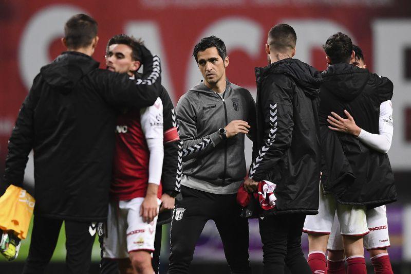 Jogadores do Sporting de Braga podem deixar confinamento coletivo