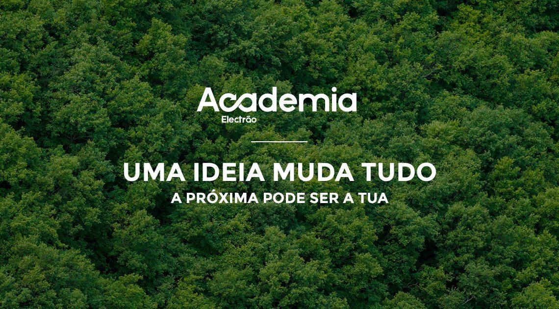 Candidaturas para a 2ª Academia Electrão estendem-se até 2021