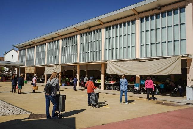 Ovar   Mercado Municipal reabre na totalidade a 30 de maio