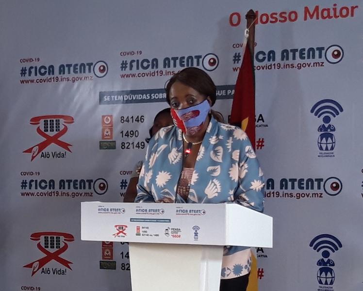 91 infectados pela covid-19 em Moçambique; Trabalhador do Porto de Maputo infectado de fonte desconhecida