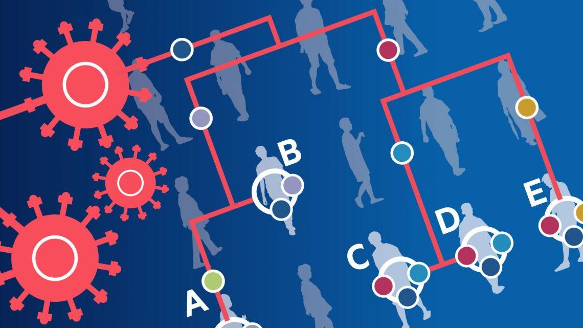 Cientistas intrigados com a enorme quantidade de mutações do coronavírus