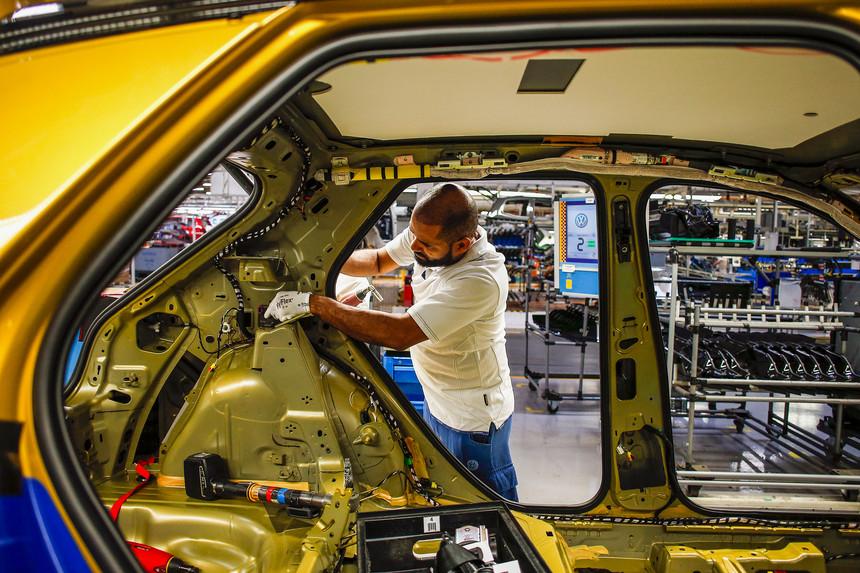 Autoeuropa quer Portugal a produzir mais Volkswagen do que a Alemanha