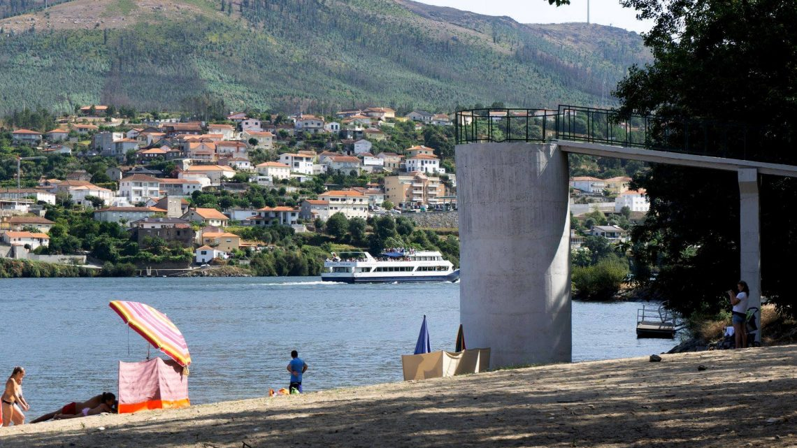 Castelo de Paiva   Parque da Quinta do Pinheiro e Zona do Choupal