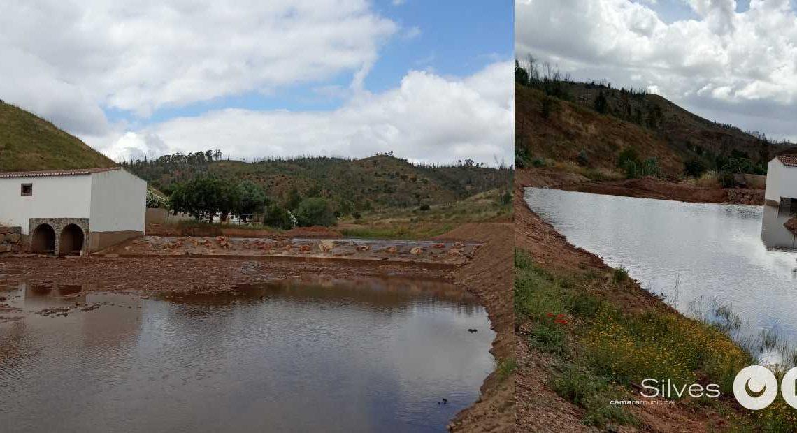 MUNICÍPIO DE SILVES CONCLUIU A CONSTRUÇÃO DE AÇUDE NA QUINTA PEDAGÓGICA