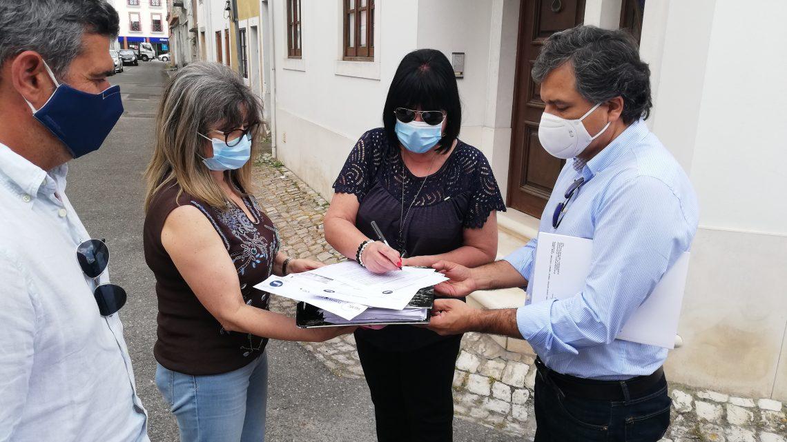 Cantanhede, | Requalificação urbana: Câmara avança com obras no centro da cidade