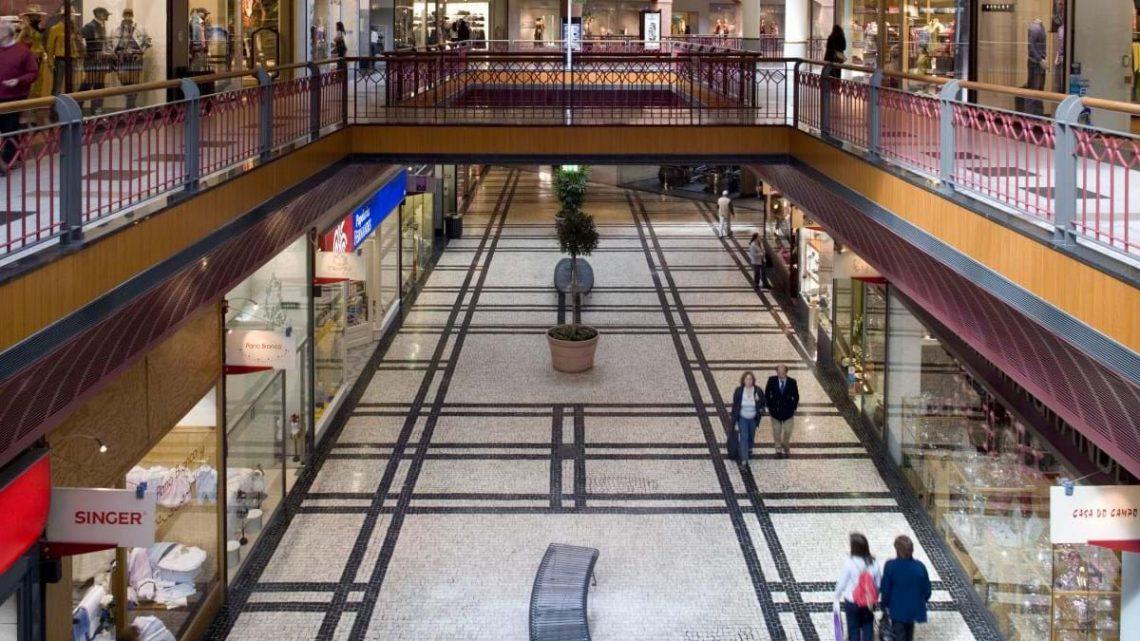 Centros comerciais vão dar apoios aos lojistas de 305 Milhões de Euros