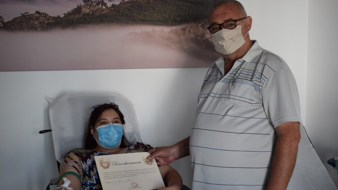 Portalegre | Mulheres em destaque na colheita de sangue de Santo António das Areias
