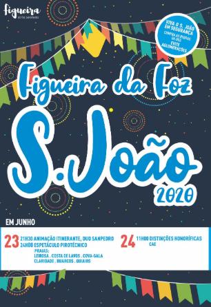 """Figueira da Foz cria """"programa sem aglomeração"""" para o São João"""
