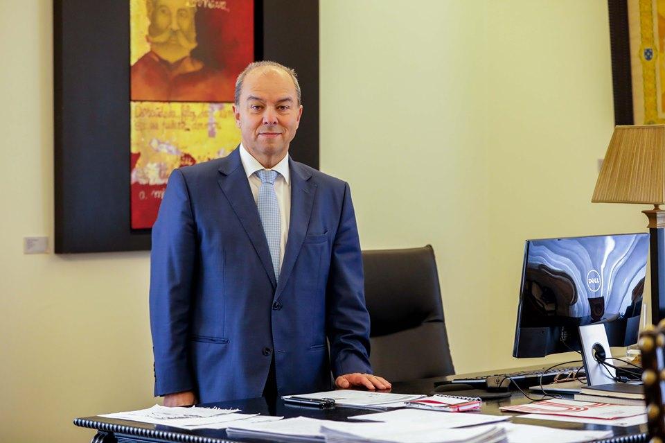 Humberto Melo renuncia à presidência da Câmara de Ponta Delgada por razões de saúde