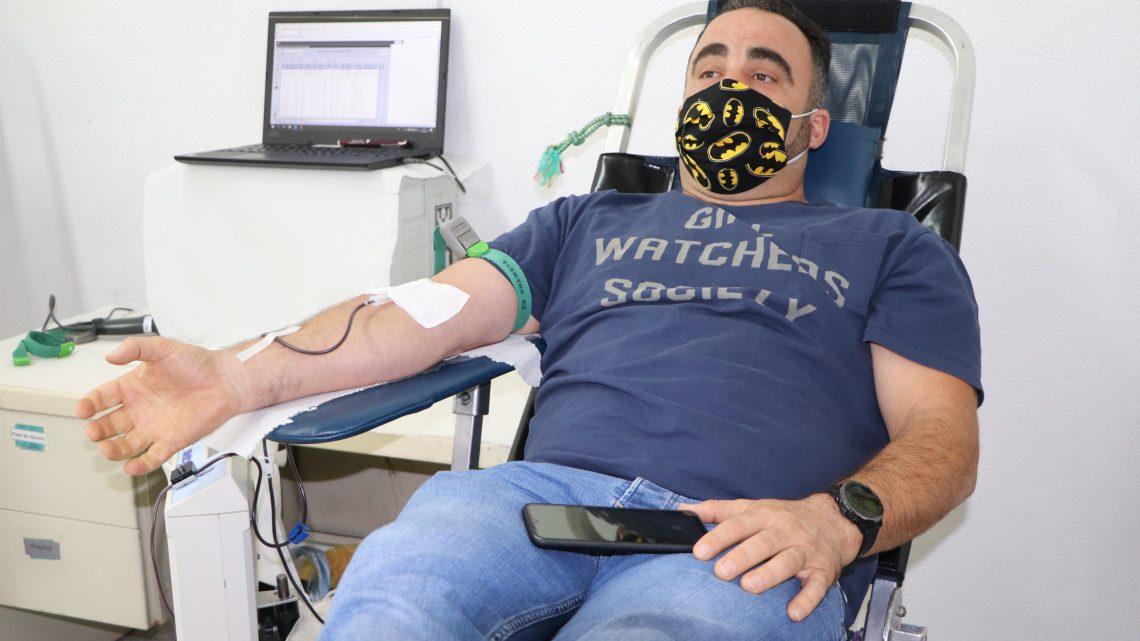 Dia 14 de Junho (Dia Mundial do Dador de Sangue) colheita de sangue entre as 9 e as 13 horas no Salão da Junta de Freguesia de Cacia