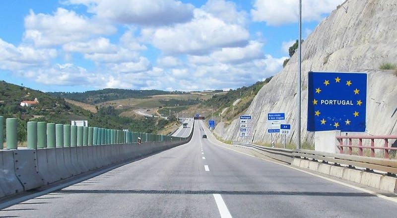 Mais quatro pontos de passagem na fronteira com Espanha