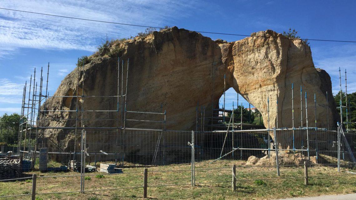Geomonumento é uma estrela mundial da Geologia: arrancam obras de conservação do Penedo Furado