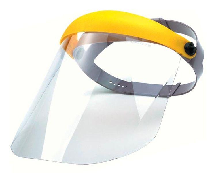 Oferta de viseiras reforça equipamentos de proteção individual