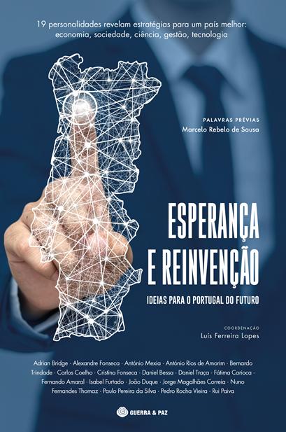 Marcelo Rebelo de Sousa prefacia livro, que reúne estratégias de 19 especialistas, para sair da crise gerada pela covid-19