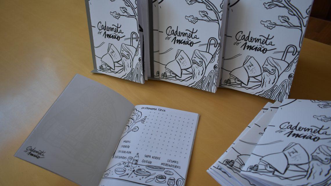 Festa do Livro lançou Caderneta do Ancião