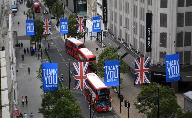 Reino Unido impõe quarentena de 14 dias para quem entre no país