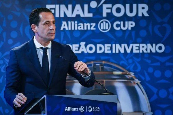 Proença propõe novo modelo de governação para Liga de clubes que pode precipitar eleições