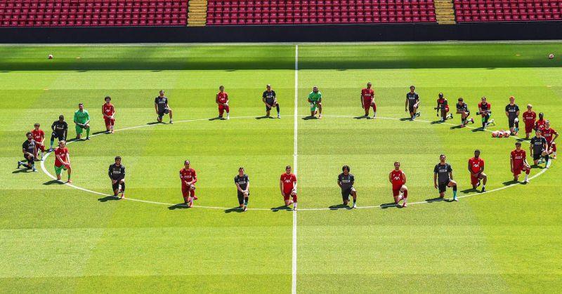 Premier League apoia jogadores que substituam nome nas camisolas por 'slogan' 'Black Lives Matter'