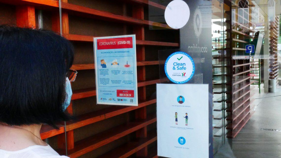 """Posto de Turismo de Águeda reabre com selo """"Clean & Safe"""""""