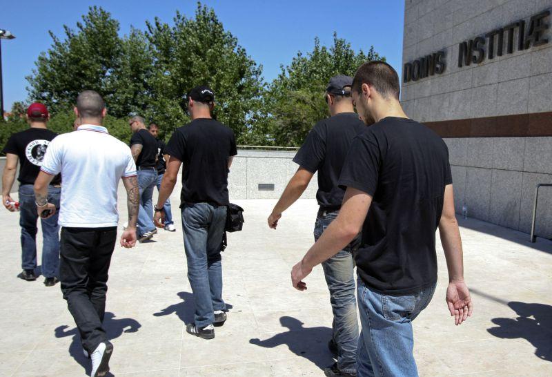 Ministério Público pede julgamento de 27 arguidos dos hammerskins por crimes violentos